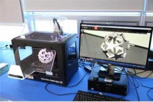 3D Printer(Makerbot R2)-Ⅲ (PLA filament)